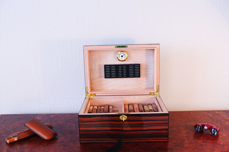 The Churchill Humidor