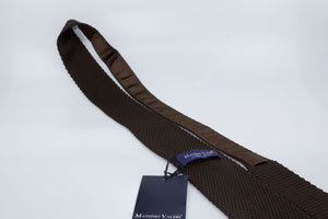 Tricot Tie - Chocolate - Another Dandy