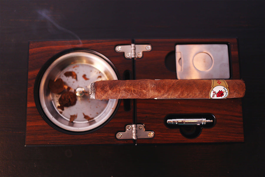 The Kennedy Cigar Ashtray