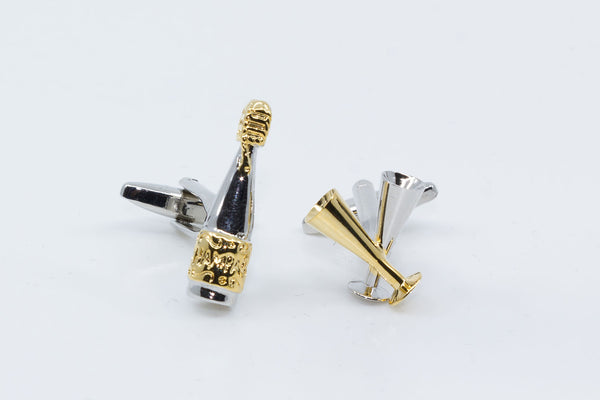 Cufflinks - Champagne - Another Dandy