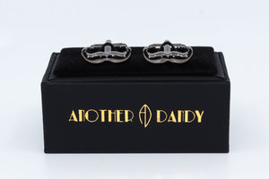 Cufflinks - La Moustache - Another Dandy