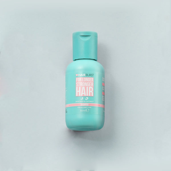 Hairburst Mini Shampoo for Longer, Stronger Hair