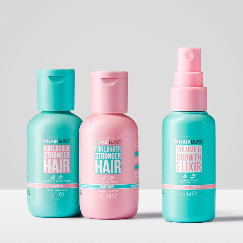 Longer, Stronger Hair Trio - Mini