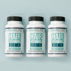 Hairburst Hair Vitamins for Men 3 Month Supply