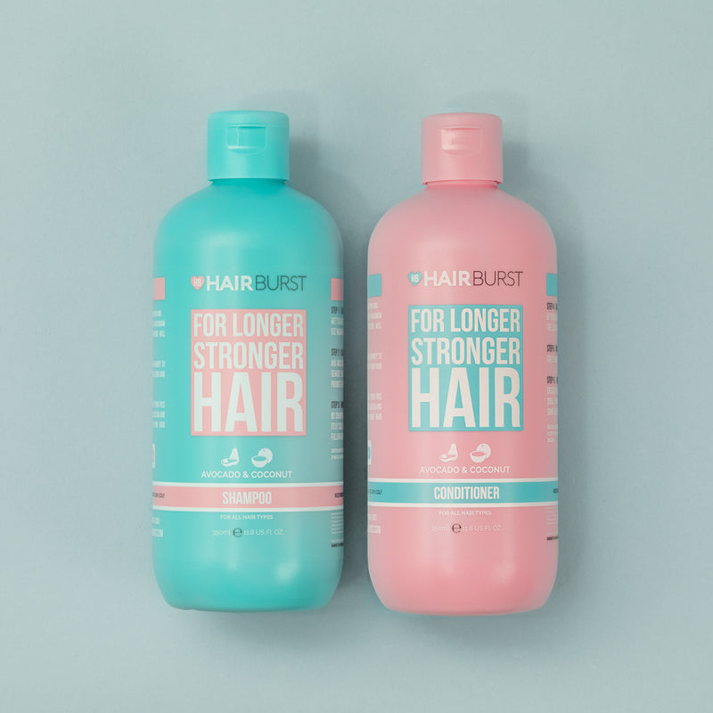 Hairburst Shampoo & Conditioner for Longer Stronger Hair