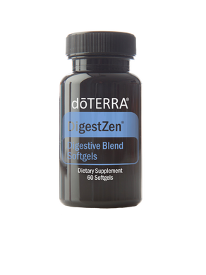 DigestZen SoftGels (60) USA Product Exclusive