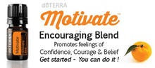 Motivate Blend 15ml