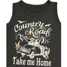 Boho Country Roads Tee