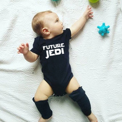 Future Jedi Romper - Multiple Colour