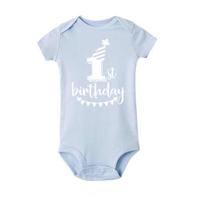 First Birthday Romper