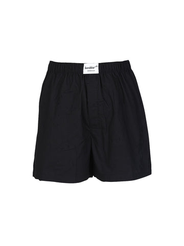 The Solid Boxer - Black
