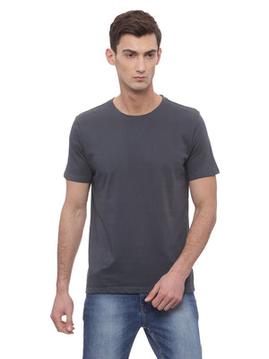 The Crew Tee - Night Grey