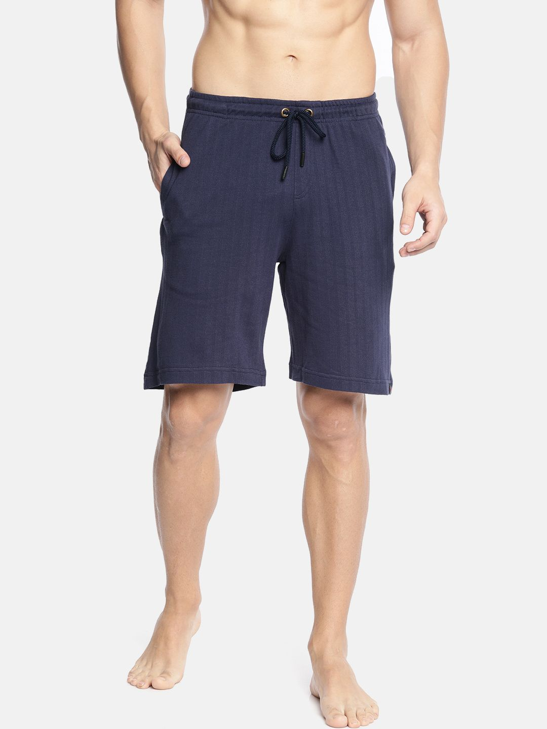 The Bareblow Blue Everyday Shorts