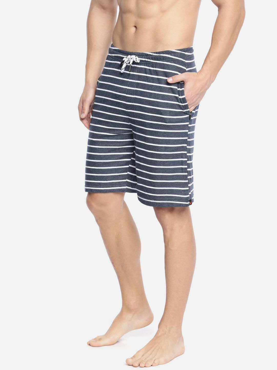 The Stripey Smooth Everywear Shorts