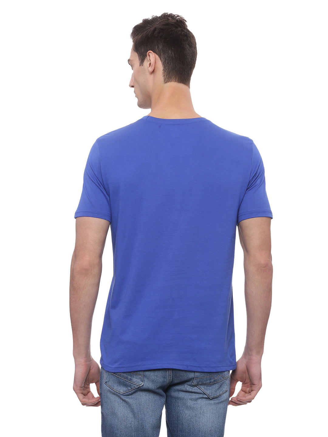 The Crew Tee - Royal Blue