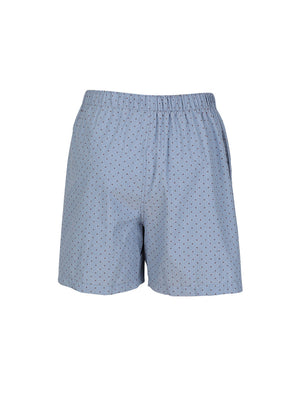 Bareblow Boxers with Dots Print