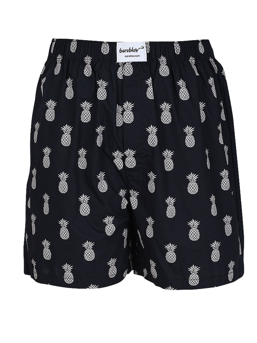 Bareblow Boxers with Pineapple Print