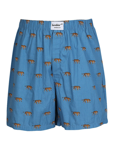 Tigers Everywhere Printed Boxer Shorts