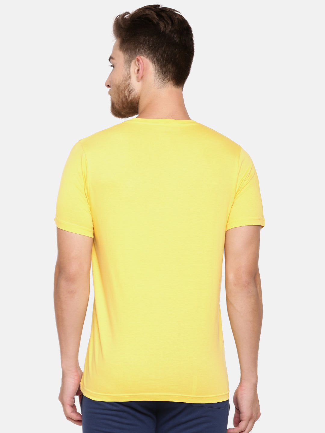 The Yellow Crew Tee