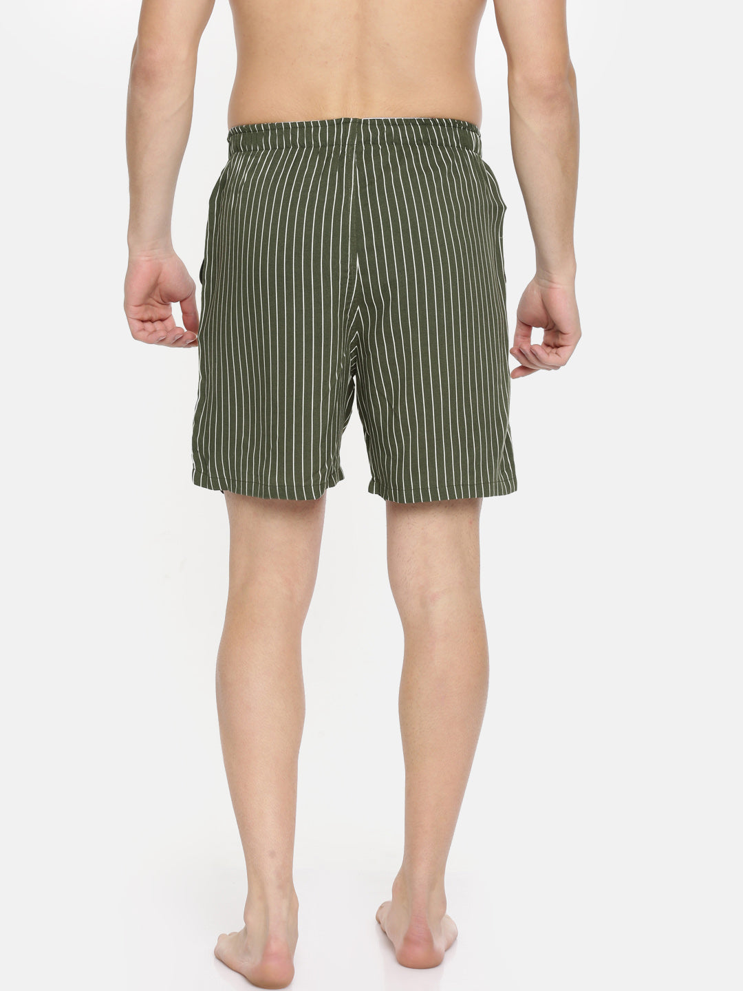 The Olive Green Stripe