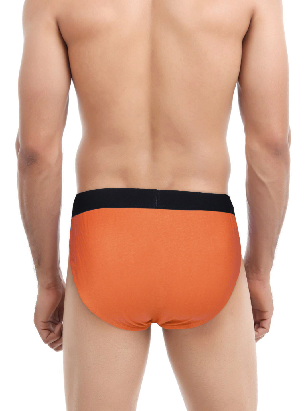 The Pop That Orange Briefs