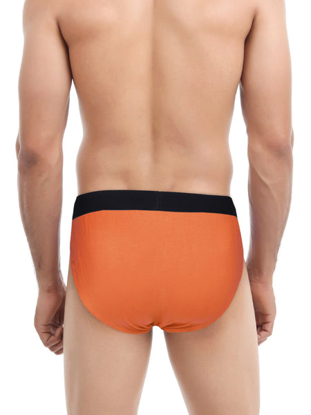 Pop That Orange Briefs