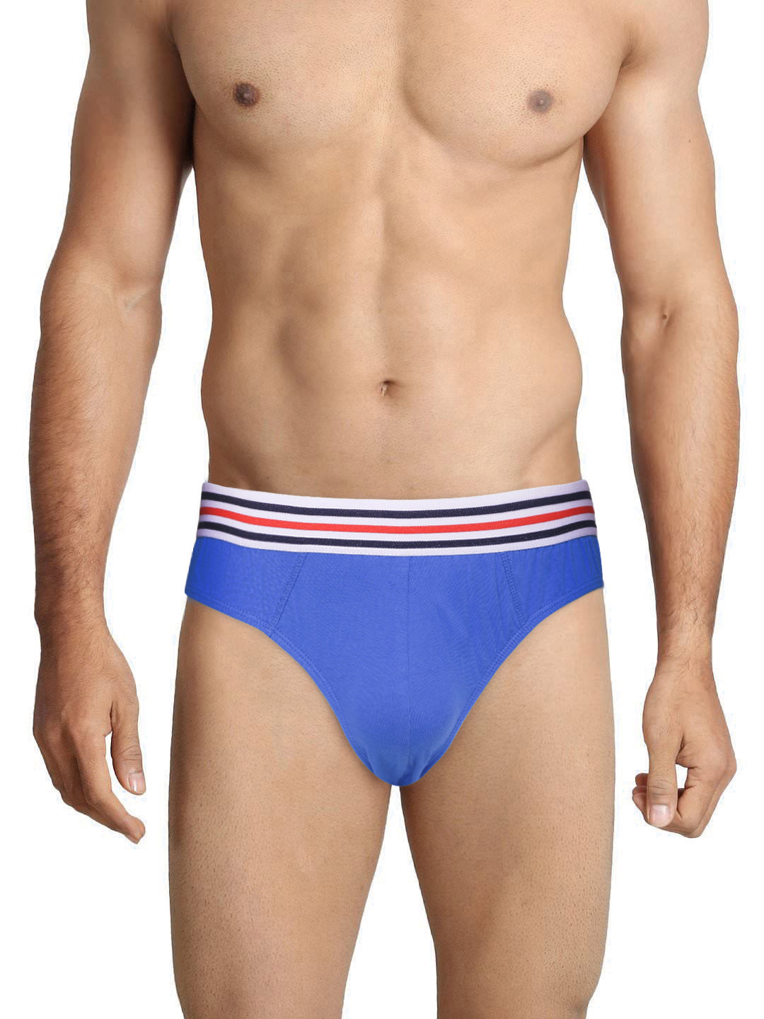The Cool Racing Blue Briefs