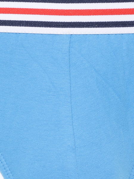 That Subtle Racing Blue Briefs