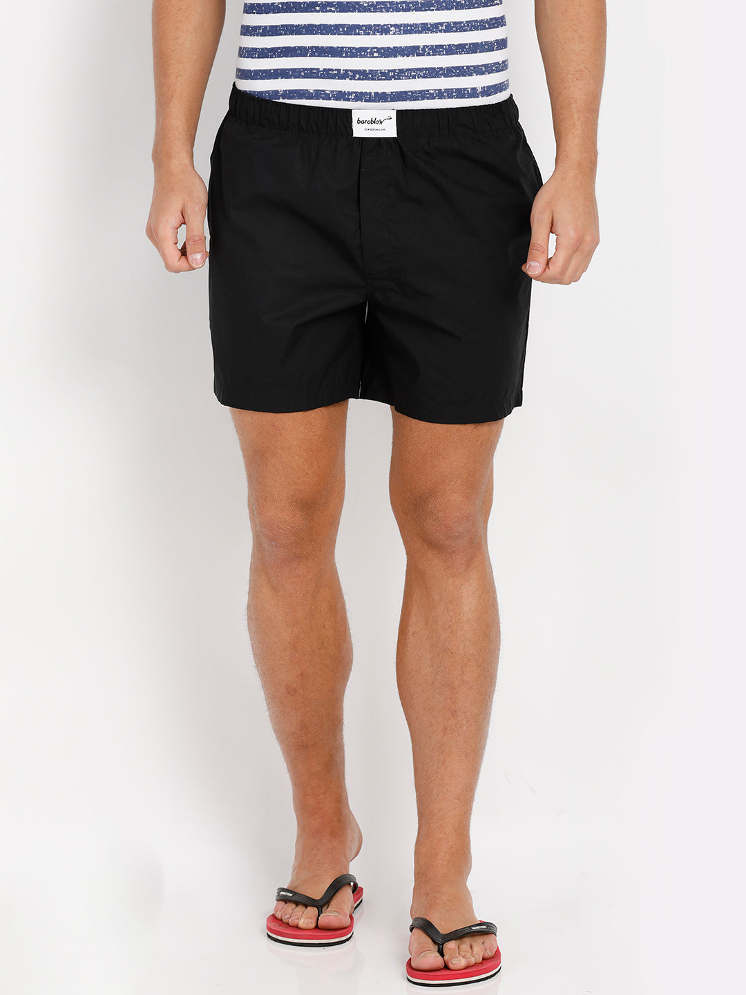 Bareblow Boxers in True Black