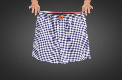 The G-Plaid Boxer