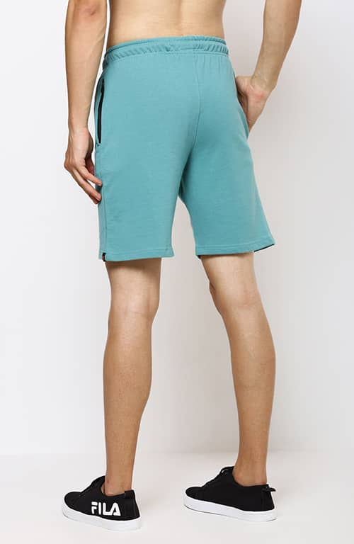 The Teal Easy Shorts