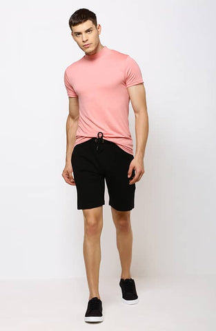 The Black Matt Easy Shorts