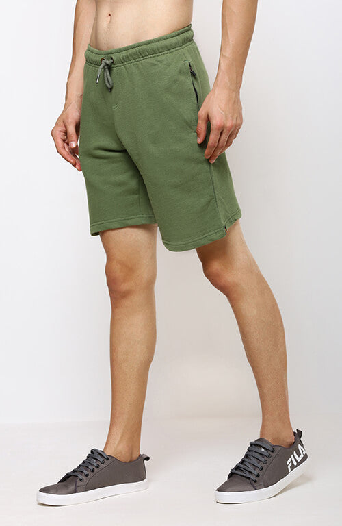 The Green Lights Easy Shorts
