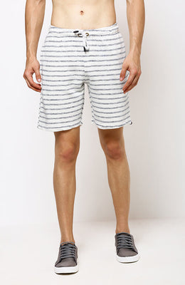 The Sir Stripeoney WFH Shorts