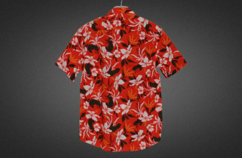 The Aloha Aloha Hawaiian Shirt