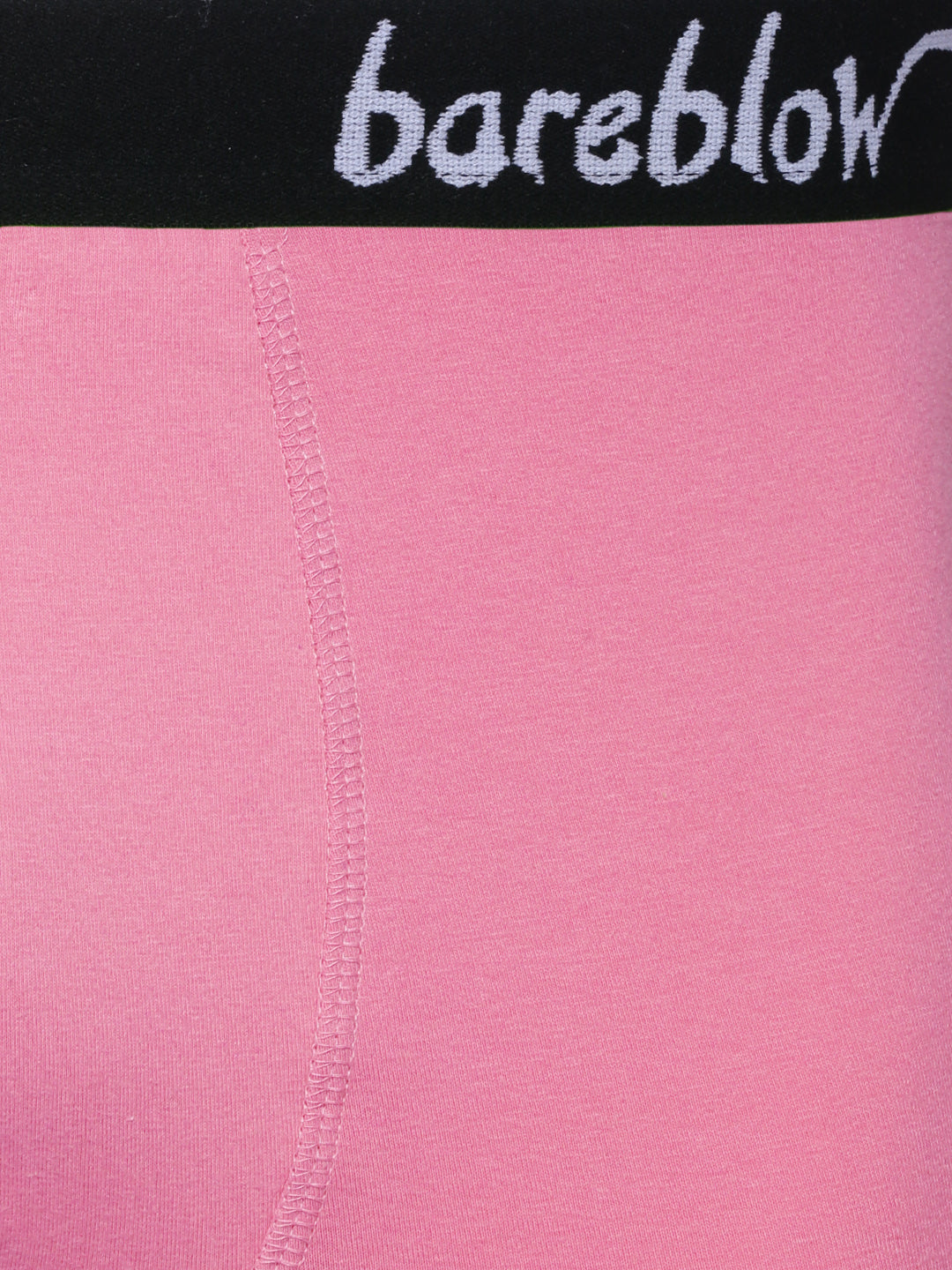 The Pink Elastic Plain Trunk