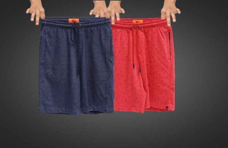 The Easy Shorts 2-Pack BBES06 BBES08
