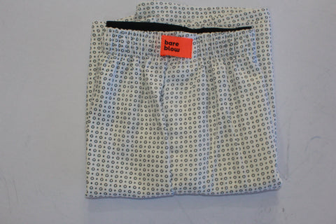 The In-White Pattern Boxer