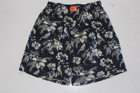 The Navy Floral Day Boxer