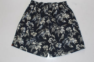 The Bareblow Navy Floral Day Boxer