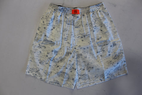 The Bareblow Shark Side Print Boxers