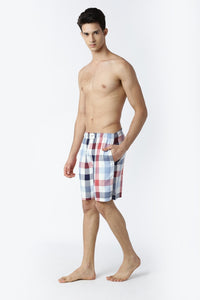 Bareblow Plaid Boxer Shorts