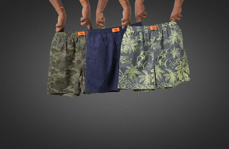 The Boxer 3-Pack