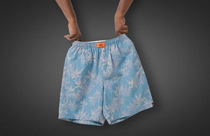 The Tie-Dye Shorts