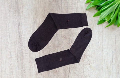 Bareblow CLASSIC MARLS CALF Socks Colour Box