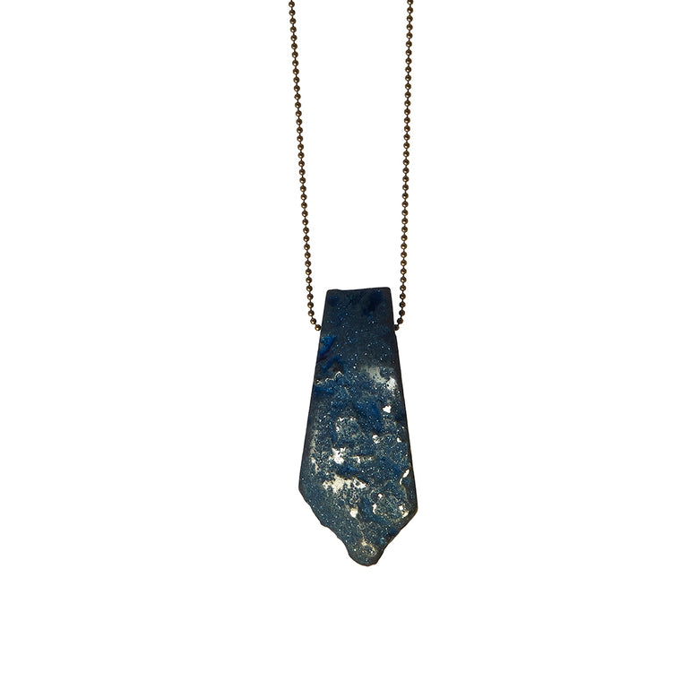 Sam Ubhi Hemitate Blue Necklace