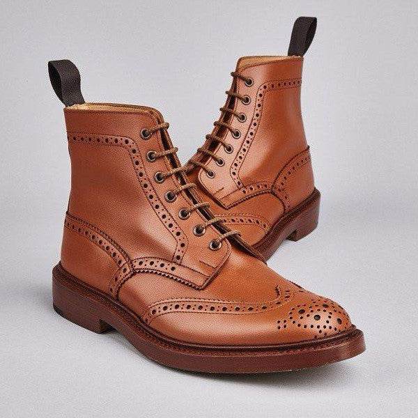 Stow Boot in C Shade Tan