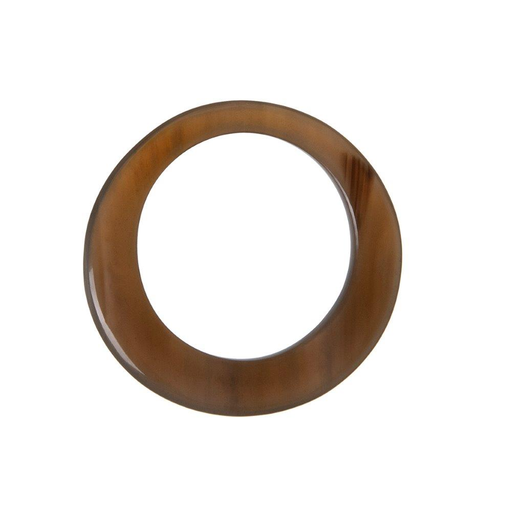 Sam Ubhi Buffalo Horn Bangle - Natural