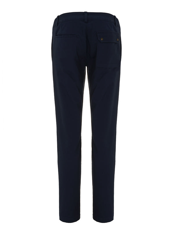 Letters From Norman Aden Utility Pant - Navy