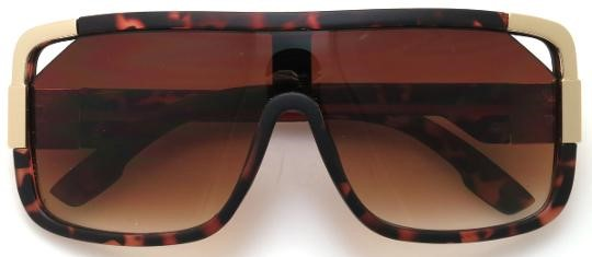 Faceless Sunglasses - Brown Tortoiseshell
